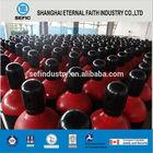 2014 new 200 BAR High Pressure gas Cylinder Steel Hydrogen Cylinder