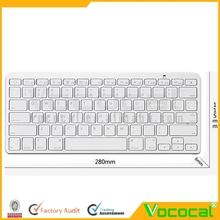 New Ultra Slim Wireless Bluetooth Keyboard for Apple New iPad 2 3 4 5 Air iPad Mini Mac Android PC