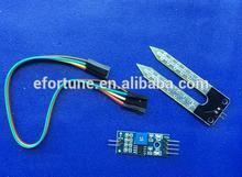 Soil Hygrometer Detection Module Soil Moisture Meter Detection Sensor Module For Robot Smart Car 5PCS/LOT