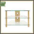 Rumah kayu wood hammock chair stand clear acrylic keyboard stand RA005