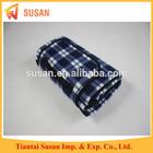 Fleece folding picnic blanket
