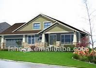 prefab house, real made prefabricated house , customized prefab light steel villa
