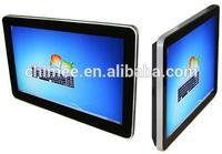 42 Inch Intel I3 CPU waterproof touch screen wall mounting bulk desktop computer
