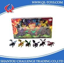 Hot Sale Kids DIY Assembled Dinosaur Toys