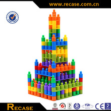 Fashion interesting building blocks plastic assembly toys for kids
