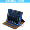 New Design Business Folio Side Stand Smart Portable PU Leather Flip Case For iPad5 U1709-104