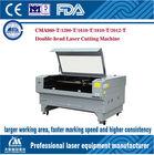 CMA1810-T embroidery applique cutting machine laser cutter