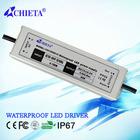 80W Constant Voltage 12V 24V 36V 48V Waterproof LED Driver IP67