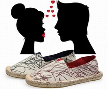 2014 the most fashion romantic lover shoes for woman and man
