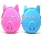 silicone coin purse/candy color coin purse/silicone coin wallet