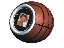 "1.5"" LCD Basketball Football Rugby Shape Digital Photo Frame Display Electronic Photo Album"