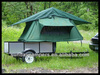 roof tent off road adventure camping trailer tent