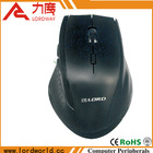 Newly 2.4G wireless usb 6d optical computer mouse