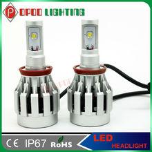 Car H1 LED Headlight Bulbs, All in One CREE Car H1 LED Headlight Bulbs