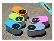 2014 Protable Mini bluetooth speaker/audio player with USB input,microphone