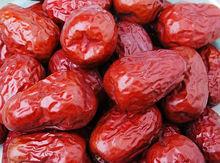 fresh red dates