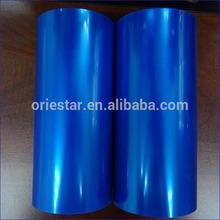 Optical high clear tpu anti crack anti fingerprint roll film for screen protector