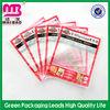 guangzhou supplier custom food vacuum plastic frozen meat packaging bag