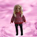 ออนแต่งตัวตุ๊กตา- ขึ้นเกมสาว, ของเล่นตุ๊กตาขายส่ง, 18นิ้วตุ๊กตาของเล่น