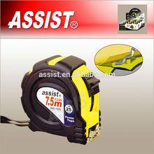 Manufacturer retractive custom 3M 5M 7.5M diameter tape measure laser measuring tape