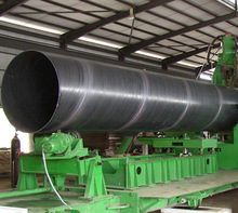 APL 5L GR.B ssaw SPIRAL STEEL pipe