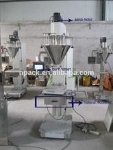 semi-automatic bottle auger filler