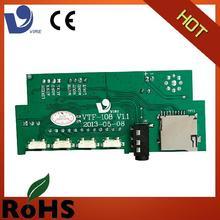 vire VTF-108 usb sd car audio player circuit