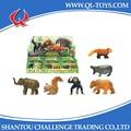 لعبة من البلاستيك الحيوانات البرية، البلاستيك نموذج حيواني، البلاستيك حيوانات المزرعة