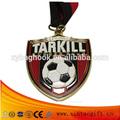 3d artesanato evento de futebol medalha de honra do jogo