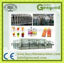 beverage making machine/Small Bottled Hot Fruit Juice Production Line