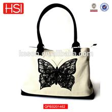 Butterfly Ladies Handbag Tote Bag Purse