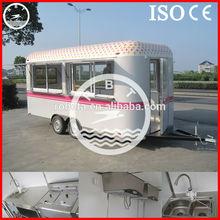Robeta mobile food kiosk/food vans