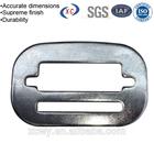 Zinc plated steel plain belt buckles