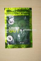 NEW 1g light out herbal incense bag /Train Wreck Zero Gravity herbal incense bag /fairly legal herbal incense potpourri bag