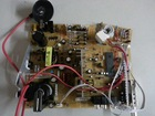 CRT TV chassis/mainboard with pin cushion