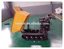500kg Mini crawler dumper with CE