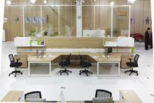 2014 modern modular workstation new CT panel office furniture Greenguard Kaln furniture factory steel panel