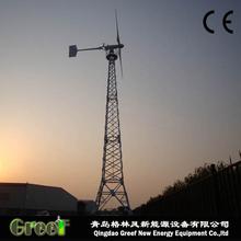 Pop! 10kw wind energy generator,for boat use off-grid,rotator diameter 1.8-22m,high performance