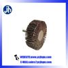 alumina flap buffing wheel for metal polishing