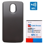 Link Dream High Quality 3500mAh Mobile Phone Battery with NFC & Cover Back Door for Samsung Galaxy Nexus i9250
