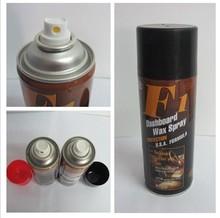 450ml Perfumed Dashboard Spray Wax .Dashboard Wax Spray Polish F1 Wax tire shine 2014 World Cup