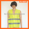 5cm Width Safety Yellow Reflector Vest