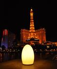 Fashion Portable luminaire long time lit cordless garden outdoor light led flood light
