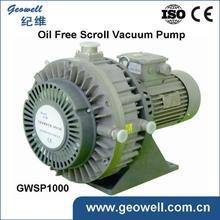 Oil free Scroll Vacuum Pump China
