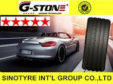 enhanced high speed performance excellent water drainage 205~265/30~45zr16~20 GT700-UHPpassenger car tyre