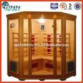 Personalizar sauna del infrarrojo lejano cúpula, 2014 nuevo estilo sauna del infrarrojo lejano