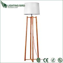 2015 new saa ul ce rohs wood floor light/large floor lamp/classical floor lighting in China
