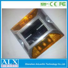 Aluminum Waterproof IP68 LED Solar floor lamp