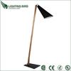 2014 new saa ul ce rohs wood floor light ikea floor lamp in China