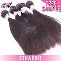 aaaaaa premium grau misto comprimento 4 feixes brasileira cabelo importados